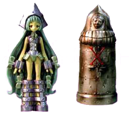 main photo of Shaman King Figure Collection Part 2: Jeanne