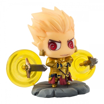 main photo of Petit Chara Land Fate/Zero Chimitto Seihai Sensou Arc: Gilgamesh