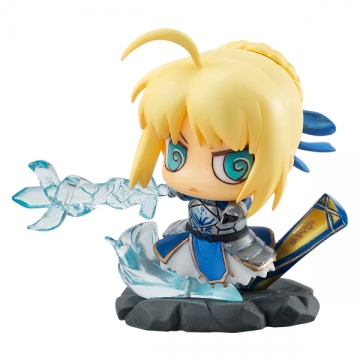 main photo of Petit Chara Land Fate/Zero Chimitto Seihai Sensou Arc: Saber