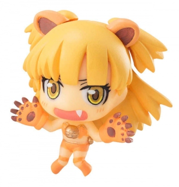 main photo of Cutie Figure Mascot - IDOLM@STER Cinderella Girls: Rika Jougasaki