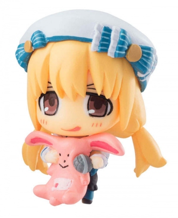 main photo of Cutie Figure Mascot - IDOLM@STER Cinderella Girls: Anzu Futaba