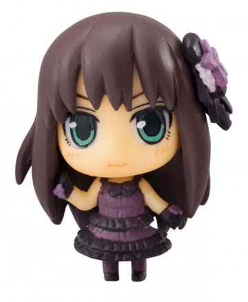 main photo of Cutie Figure Mascot - IDOLM@STER Cinderella Girls: Rin Shibuya