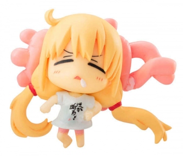 main photo of Cutie Figure Mascot - IDOLM@STER Cinderella Girls: Anzu Futaba daradara yousei ver.