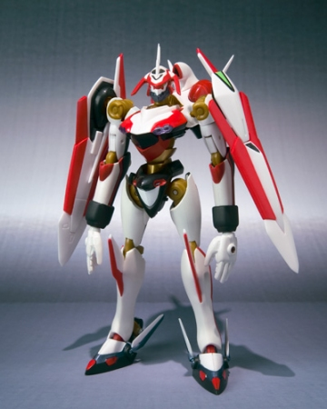 main photo of Robot Damashii < SIDE AS > Nirvash typeZERO spec 2