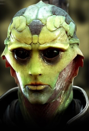 main photo of Premium Format Figure Thane Krios
