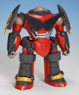 main photo of Tengen Toppa Gurren Lagann Plain Model Collection Series: Gurren