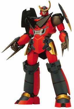 main photo of Impact Model Series Gurren-Lagann
