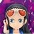 Ichiban Kuji One Piece Girl's Collection: Nico Robin Card Stand Figure