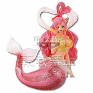 main photo of Ichiban Kuji One Piece Girl's Collection: Shirahoshi Crying Face Ver.