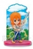 photo of Ichiban Kuji One Piece Girl's Collection: Nami Card Stand Figure