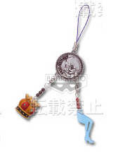 main photo of Ichiban Kuji One Piece Girl's Collection: Emporio Ivankov strap