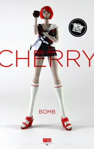 main photo of Cherry Bomb