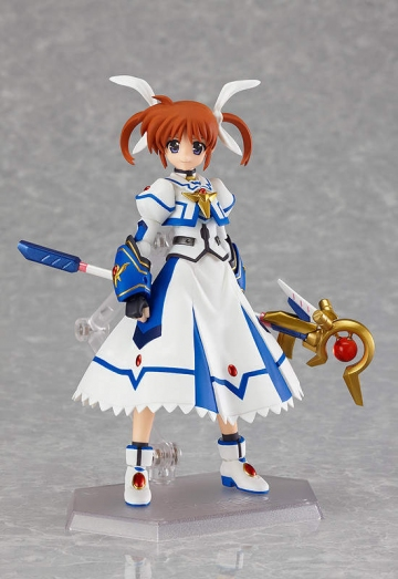 main photo of figma Nanoha Takamachi: Sacred Mode