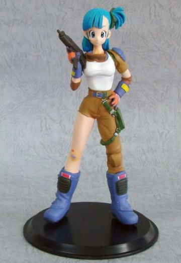 main photo of Dragon Ball Z DX: Bulma
