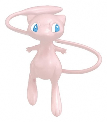 main photo of Pokemon Monster Collection: Mew