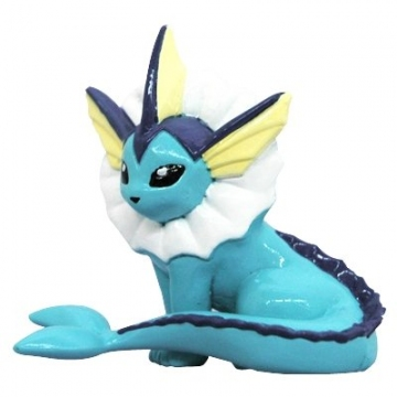 main photo of Pokemon Monster Collection #2: Vaporeon