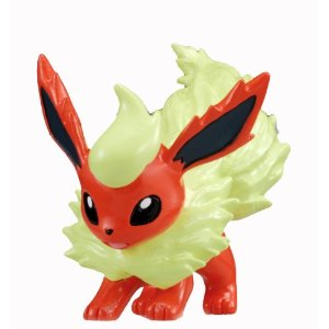 main photo of Pokemon Monster Collection: Flareon