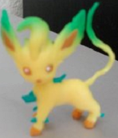 main photo of Pokemon Monster Collection #2: Leafeon