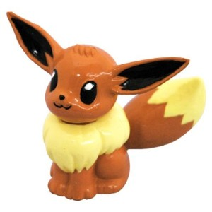 main photo of Pokemon Monster Collection: Eevee