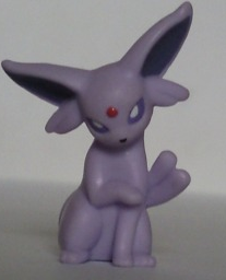 main photo of Espeon Clipping Figure