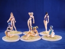 photo of Story Image Figure Love Hina Again: Mistune