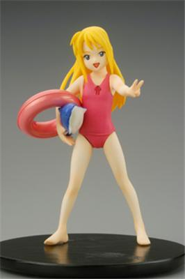 main photo of Story Image Figure Love Hina: Sarah