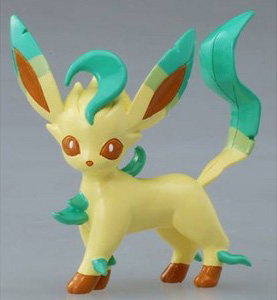 main photo of Pokemon Monster Collection: Leafeon