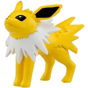 main photo of Pokemon Monster Collection: Jolteon