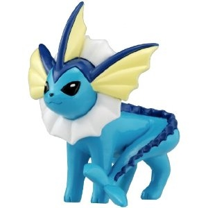 main photo of Pokemon Monster Collection: Vaporeon