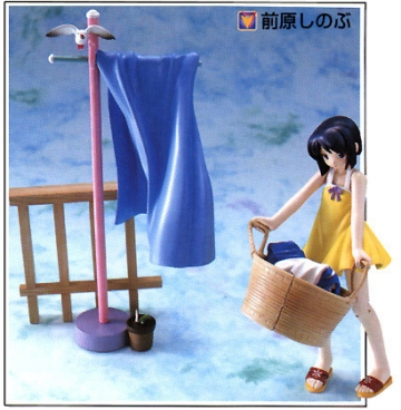 main photo of Love Hina Action Figures: Shinobu Maehara