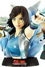 main photo of Tekken 5 Magstage Bust: Kazama Asuka