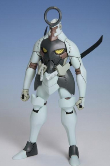 main photo of Tengen Toppa Gurren Lagann Plain Model Collection Series: Enki