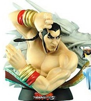 main photo of Tekken 5 Magstage Bust: Feng Wei