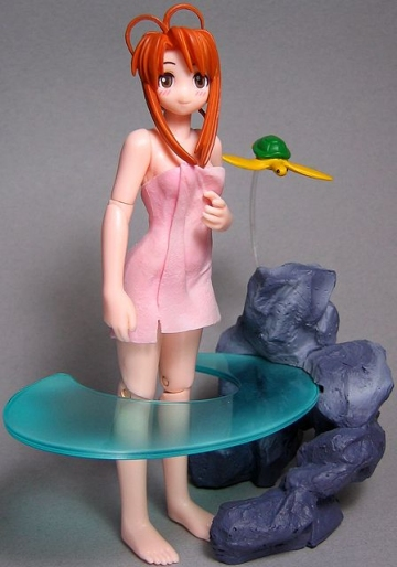 main photo of Love Hina Action Figures: Naru Narusegawa