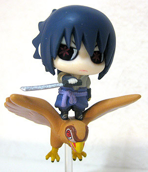 main photo of Petit Chara Land - NARUTO Shippuden: Uchiha Sasuke Secret ver.