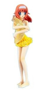 main photo of  Da Capo Summer Vacation Figure Collection: Amakase Miharu