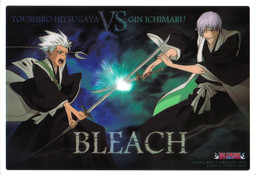 main photo of Clear Soul Plate 2: Hitsugaya Toushirou & Ichimaru Gin