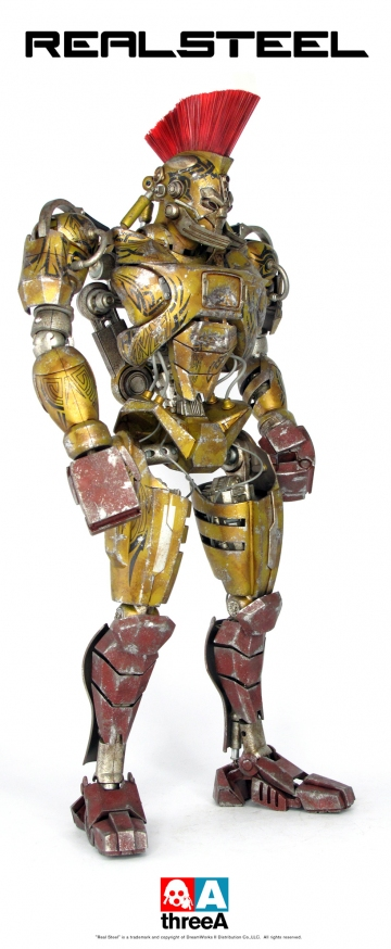 main photo of Real Steel Midas