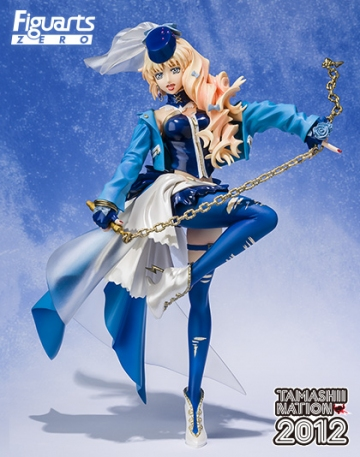 main photo of Figuarts ZERO Sheryl Nome Shine of the Valkyrie Blue Ver.