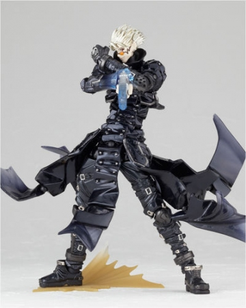 main photo of Revoltech Yamaguchi Series No.091 Vash The Stampede Dark shift Phenomenon Ver.