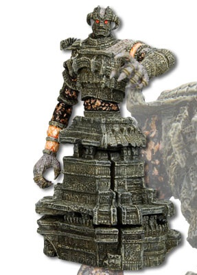 main photo of Shadow of the Colossus One Coin Grande Figure Collection: Malus