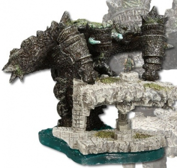 main photo of Shadow of the Colossus One Coin Grande Figure Collection: Pelagia and Wander