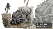 photo of Shadow of the Colossus One Coin Grande Figure Collection: Cenobia and Wander