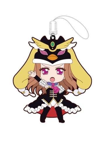 main photo of Nendoroid Plus Trading Rubber Straps Mawaru Penguindrum: Princess of the Crystal