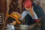 photo of Ichiban Kuji One Piece Memories: Monkey D. Luffy & Red-Haired Shanks