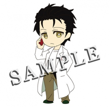 main photo of Pic-Lil! Steins;Gate Trading Strap: Okabe Rintarou