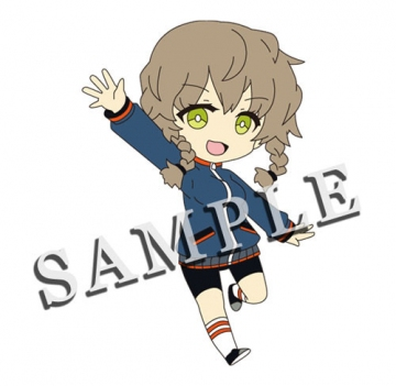 main photo of Pic-Lil! Steins;Gate Trading Strap: Amane Suzuha
