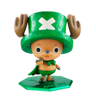 main photo of  P.O.P Limited Edition Chopper Man Green Ver.