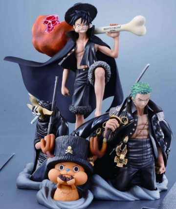 main photo of Desktop Real McCoy: One Piece 01 Mastermind Ver.