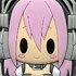 Super Sonico Rubber Strap Collection: Sonico Secret ver.